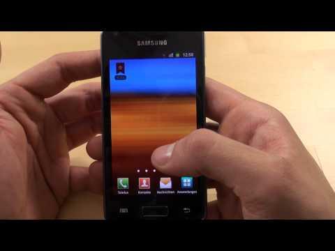 Samsung Galaxy S Advance - Internet - Teil 3