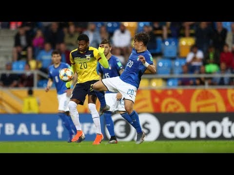 MATCH HIGHLIGHTS - Italy v Ecuador - FIFA U-20 World Cup 2019