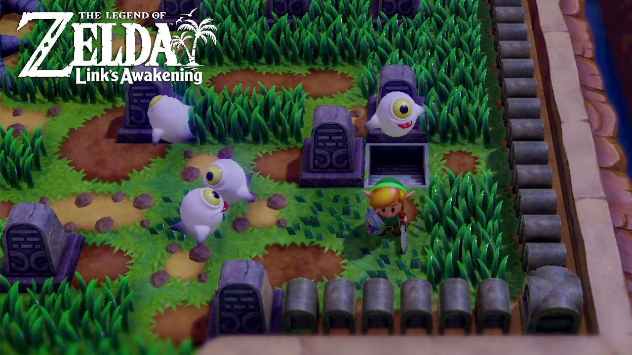 THE COLOR DUNGEON - The Legend of Zelda: Link's Awakening thumbnail