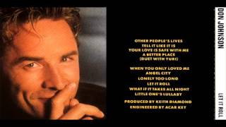 DON JOHNSON - Other People