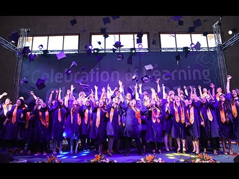 International School of London, Qatar - Class of 2016 Graduation Ceremony