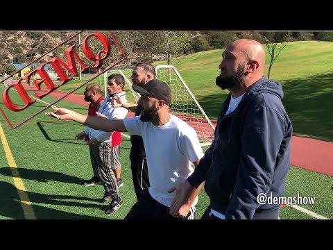American Coach VS Armenian Coach (DEMQ SHOW)