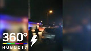 Взрыв газа в Тбилиси: первые кадры с места событий