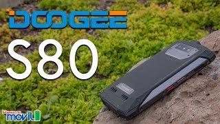 DOOGEE S80 - Unboxing del smartphone más RESISTENTE