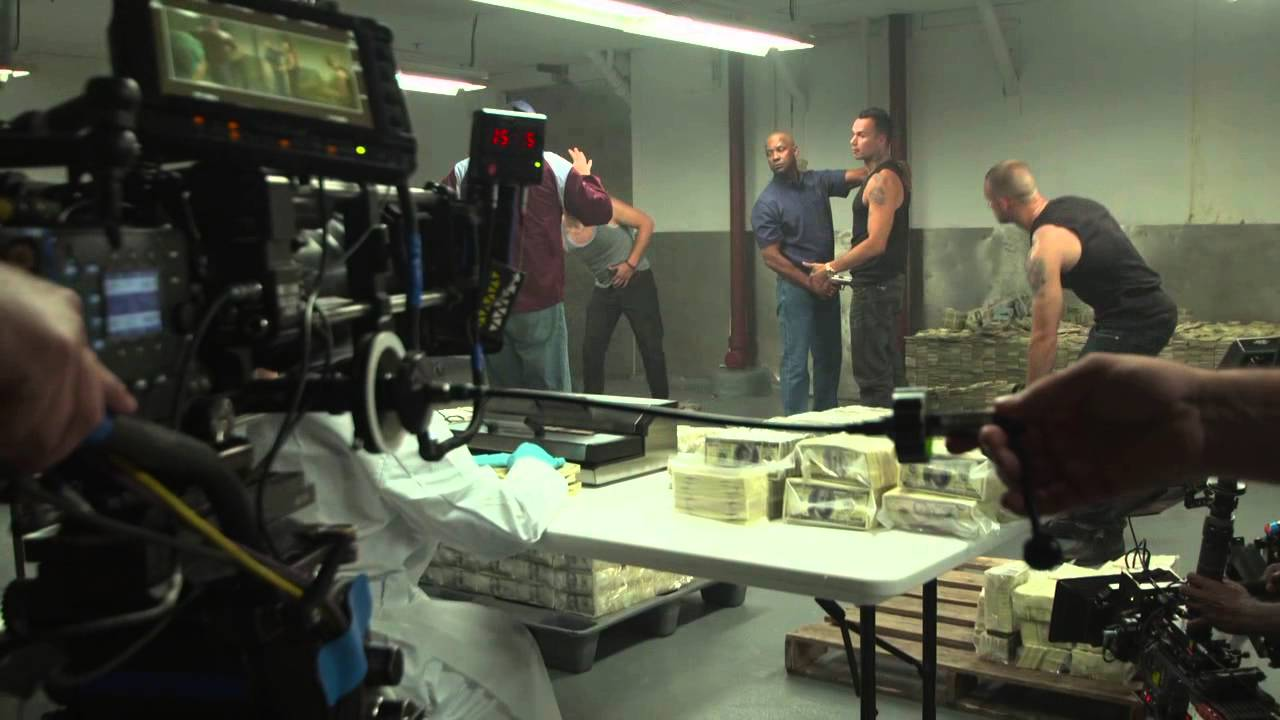 Equalizer: Behind Scenes The  (Movie Broll) Denzel the 1