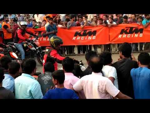 KTM bikes stunt in hathras full video //hathras stunt// september 17