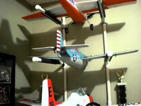 Rc Plane Storage Youtube