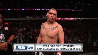 UFC Fight Night Phoenix: Cain Velasquez Vs. Francis Ngannou Preview