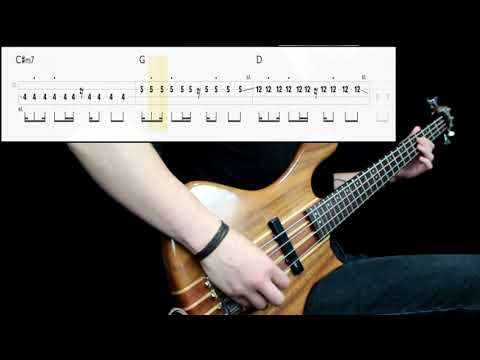 Siouxsie And The Banshees - Israel (Bass Only) (Play Along Tabs In Video)