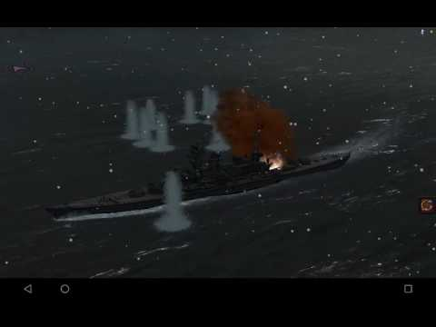 Atlantic fleet battle of the Barents sea (not Historically correct)