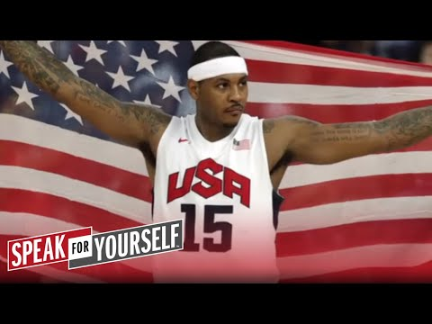Olympic gold medal or NBA Finals win....which one is better? - 'Speak for Yourself'