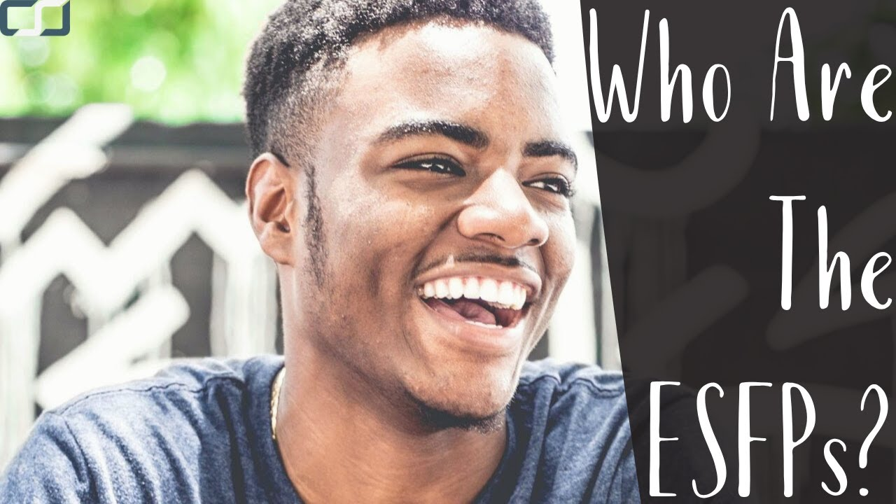 S3E6 – Who Are The ESFPs? | C S  Joseph