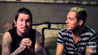 """The music industry is smaller than you think""—Craig Mabbitt & Telle Smith on unlikely friendships"
