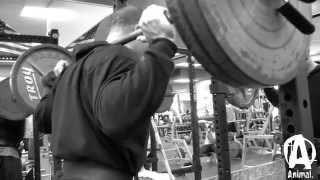 "Barebones Bodybuilding: Legs with Roman ""Rex"" Fritz"