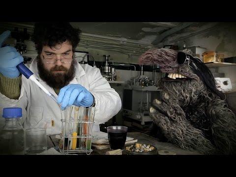 Vidéo SCIENCES VULGAIRES 05 - LE PHOENIX VOLCANIQUE / voix et manipulation de Krass