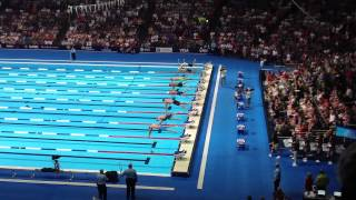 Olympic Swimming Trials 2012 - Men