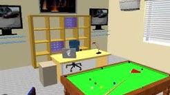 sweet home 3d  office
