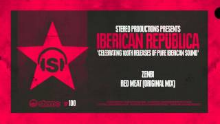 Zenbi - Red Meat (Original Mix)
