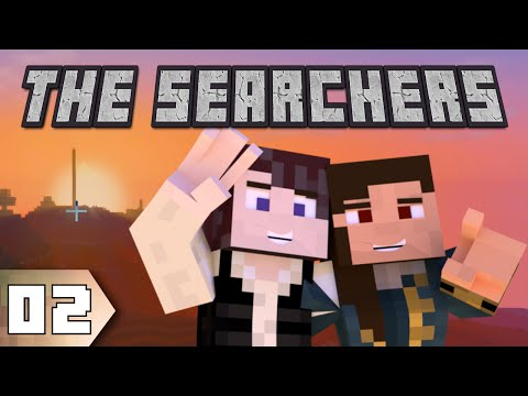 Minecraft Let's Play: There and Back Again (The Searchers Ep 2)