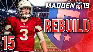 Can Our Offense Reach The Next Level | Madden 19 Franchise Rebuild - Ep.15