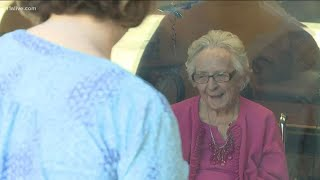 Woman turns 100 after beating COVID-19 and pneumonia|11Alive