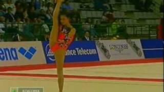 EC 1998 PORTO Yana Batirchina RUS Clubs AA