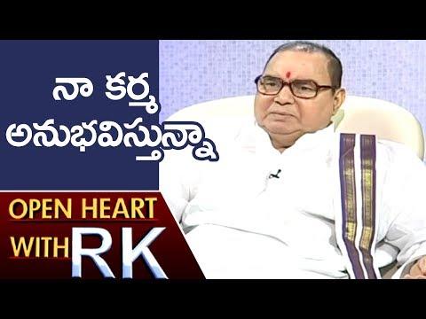 Nadendla Bhaskara Rao Over Clash Between NTR And Chandrababu   Open Heart With RK   ABN Telugu