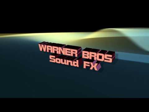 Warner Bros. Sound Effects Library (Sound FX)