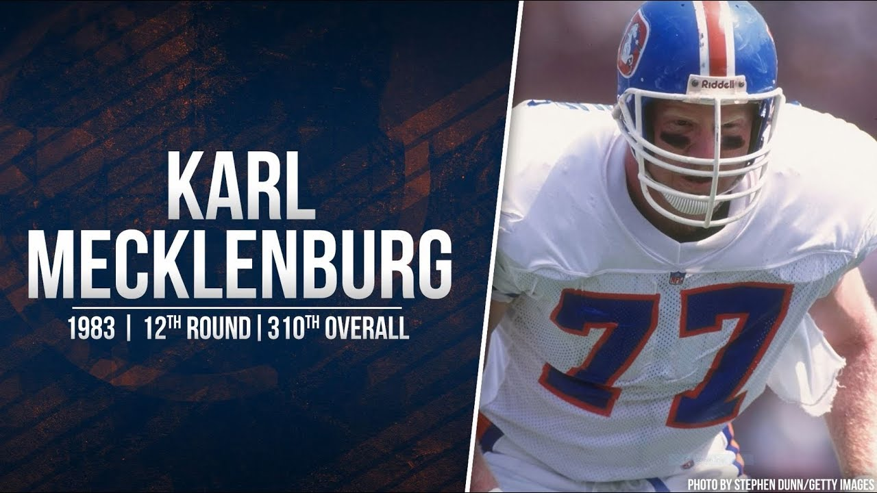 uk availability f205e 9d18f Top 10 Draft Picks in Broncos History | No. 8 – Karl Mecklenburg