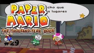 El misterio de El Temerario/Paper Mario: La Puerta Milenaria #29