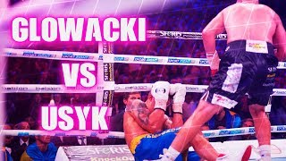 Oleksandr Usyk vs Krzysztof Glowacki (Highlights)