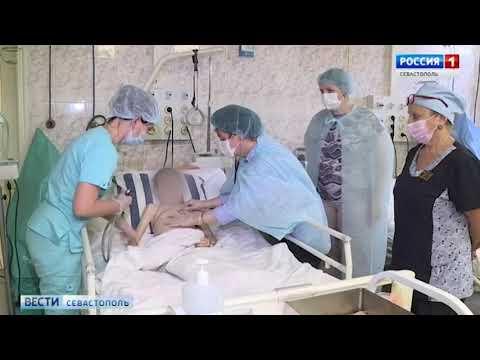 Врачи из Морозовской больницы Москвы вновь работают в Севастополе