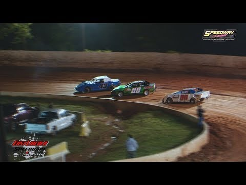 """East Lincoln Speedway """"Stock 4"""" April 20, 2019"""