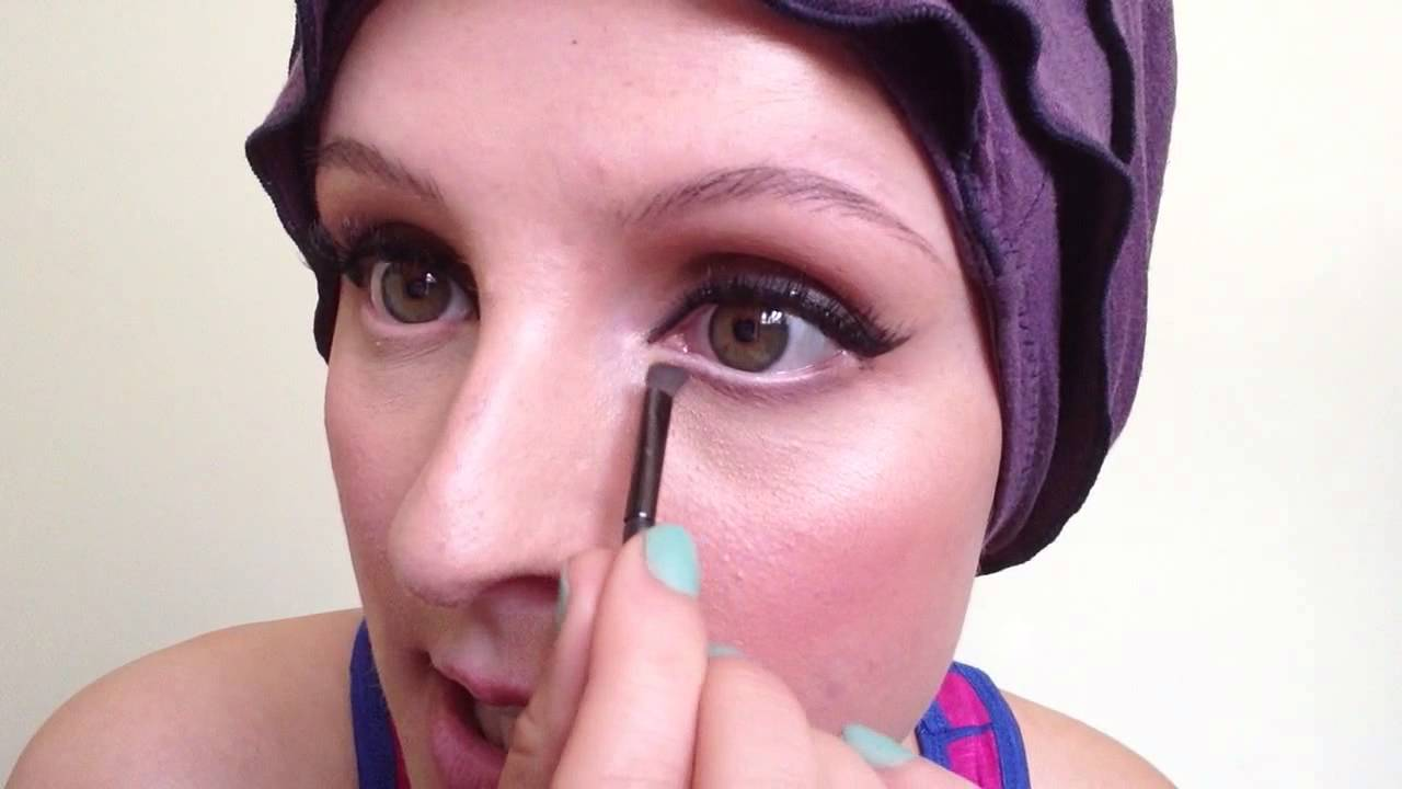 How to recreate bottom eyelashes with makeup (if you haven't got ...