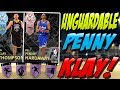 NBA 2K18 MYTEAM PINK DIAMOND PENNY HARDAWAY   98 OVR DIAMOND KLAY THOMPSON GAMEPLAY
