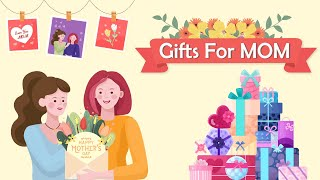 Thoughtful Gifts For Mom Who Doesn't Want Anything