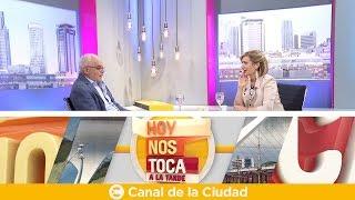 Entrevista mano a mano con Juan Leyrado en Hoy nos toca a la Tarde