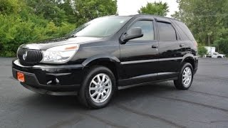 2007 Buick Rendezvous CX For Sale Dayton Troy Piqua Sidney Ohio | CP15017AT