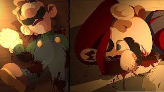 THESE CRUEL AND SAD DEATH SCENES ARE JUST CRAZY! MARIO THE MUSIC BOX HD REMASTERED - Part 4