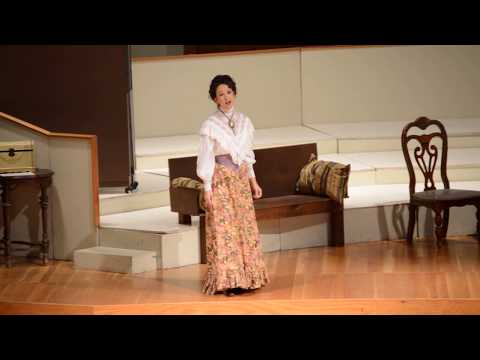 "Monika Beal - ""Elle A Fui, La Tourterelle"" Tales Of Hoffmann, Offenbach (Repertory Opera Company)"