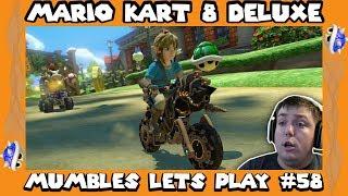 Breath Of The Wild Link! - Mario Kart 8 Deluxe Online - Mumbles Let