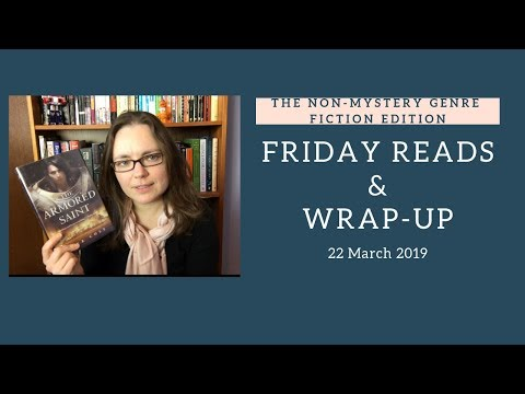 friday-reads-&-wrap-up-|-non-mystery-genre-fiction