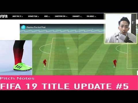 FIFA 19 PATCH UPDATE 5 AIO