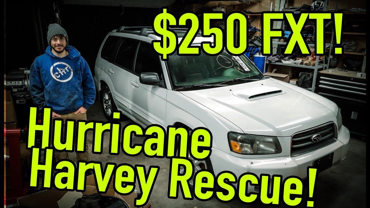 Buying a Texas Flood Vehicle   Subaru FXT