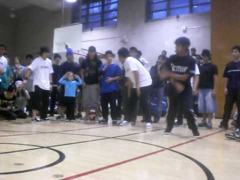 South of The Borderz/Foreign Alliance v Teen Titanz v ? part 1