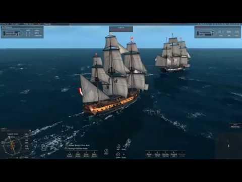 Naval Action - PvP : Trinc saved a trader but...