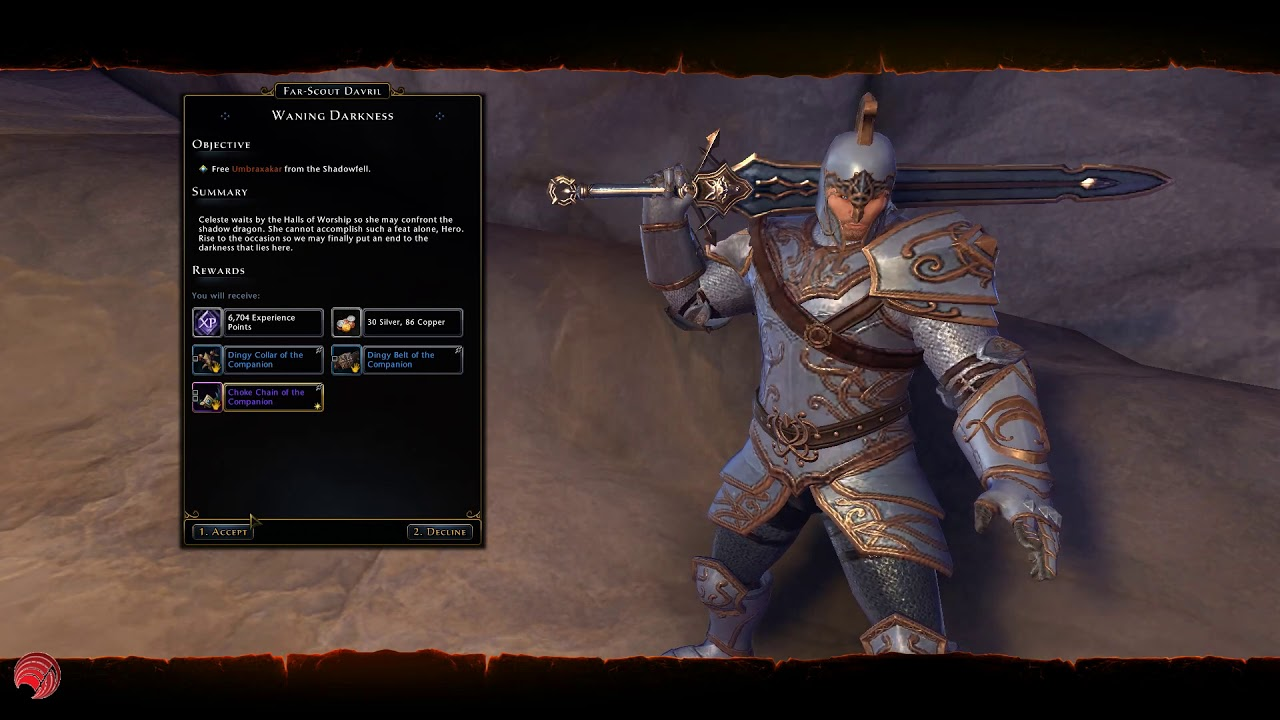 Neverwinter: MOD16 where to get your companion gear?