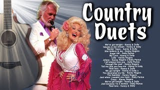 Kenny Rogers, Dolly Parton Greatest Hits Country Music Duets Songs playlist - Old Country Love Songs