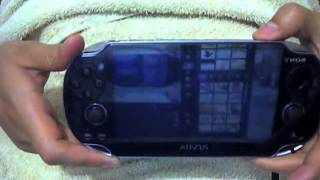 PS VITA error al arranque! te a pasado?