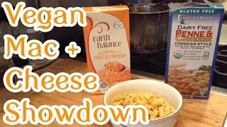 Vegan Mac + Cheese Showdown: Earth Balance vs Road's End Thumbnail
